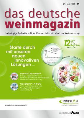 1 Ausgabe Das Deutsche Weinmagazin gratis – endet automatisch