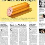 Die Zeit – 6 Ausgaben gratis + 3,95€ VSK – selbstkündigend
