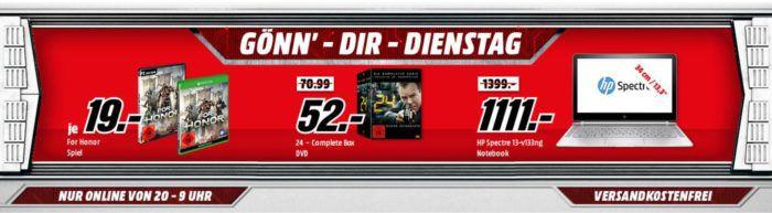 PlayStaion 4 Slim 500GB + WipEout Omega + wireless Combat Controller statt 364€ für 299€ uam. im Media Markt Dienstag Sale
