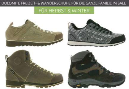 DOLOMITE Outdoor Schuh Rausverkauf   günstige Restgrößen für Damen und Herren ab 39,99€