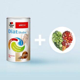 VORBEI! Doppelherz Diätshake (Schoko oder Vanille) kostenlos anfordern