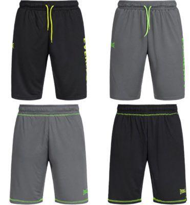 Everlast Herren Gym Shorts bis 2XL für je 13,99€