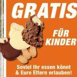 Kostenloses Eis für eure Kinder – vom 02.08. – 10.08. bei Expert