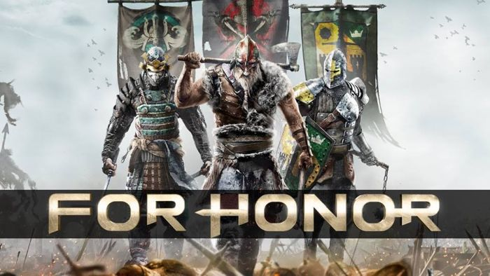 For Honor (PS4) gratis spielbar vom 9. bis 12. November