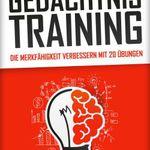 Gedächtnistraining: Gehirnjogging für Erwachsene (Kindle Ebook) kostenlos