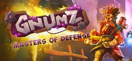 GNUMZ Masters Of Defense (Steam Key, Sammelkarten) gratis
