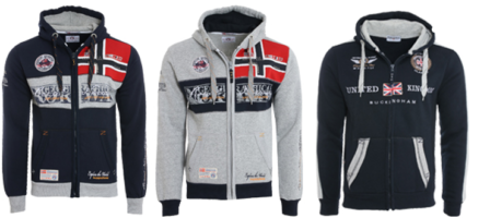 Geographical Norway Hoody Sale  65 Herren Modelle für je 27,99€