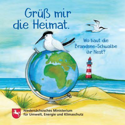 Grüß mir die Heimat   Wo baut die Brandsee Schwalbe ihr Nest? (gedruckt/PDF) kostenlos anfordern