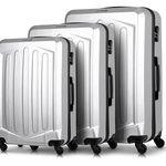 TOMSHOO – Hardcase-Koffer im 3er Set in Silber oder Blau für je 66,15€ (statt 80€)