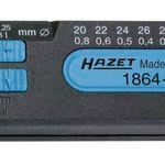 Hazet 1864-2 Abisolierzange 0,25 – 0,8 mm für 12,99€