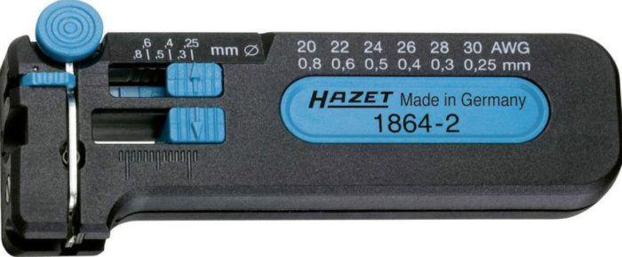 Hazet 1864 2 Abisolierzange 0,25   0,8 mm für 12,99€