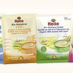 Holle Testpaket Bio-Babynahrung gratis