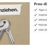 Kostenloses Starterpaket für IKEA Newsletter Anmeldung