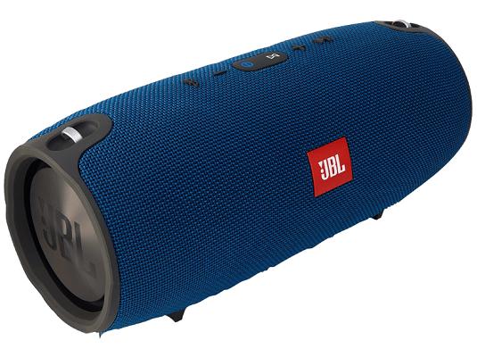 JBL Xtreme   spritzwasserfester Bluetooth Lautsprecher in Blau für 150,42€ (statt 179€)
