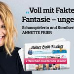 Kölner Stadt-Anzeiger 2 Wochen kostenlos testen – endet automatisch
