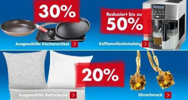 Karstadt Mamma Mia Kracher mit z.B. 20% auf Sommerdüfte   bis zu 50% auf Kaffeevollautomaten