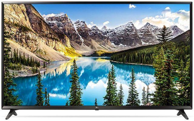 LG 60UJ6309   60 Zoll UHD Smart WLan TV statt 1.005€ für 799€
