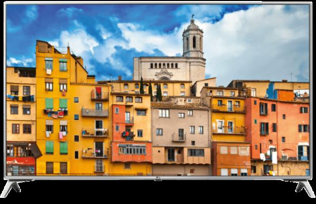 LG 65UJ6519   65 Zoll Smart TV mit 4K für 999€ (statt 1.135€)