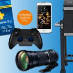 Saturn Late Night Shopping Übersicht – u.a.: Razer Raiju PS4 Controller + Sony PSN Card 365 für 149€