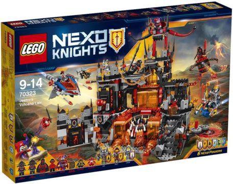 Lego Nexo Knights: Jestros Vulkanfestung für 62,29€