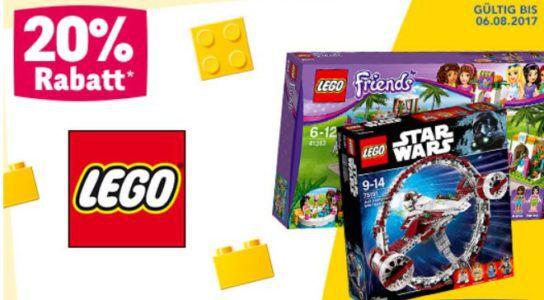 ToysRus mit 20% auf Lego   z.B. Lego Nexo Knights: Jestros Vulkanfestung für 72,93€