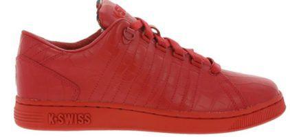 K SWISS Lozan III TT Croco Herren Sneaker für 19,99€ (statt 35€)