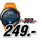 Media Markt Huawei Tiefpreisspätschicht – z. B. HUAWEI Watch 2 4G Smartwatch für 249€