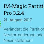 IM Magic Partition Resizer Pro 3 gratis statt 39,99€