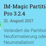 IM-Magic Partition Resizer Pro 3 gratis statt 39,99€