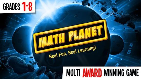 Math Planet Pro (Android/iOS) gratis statt 26€