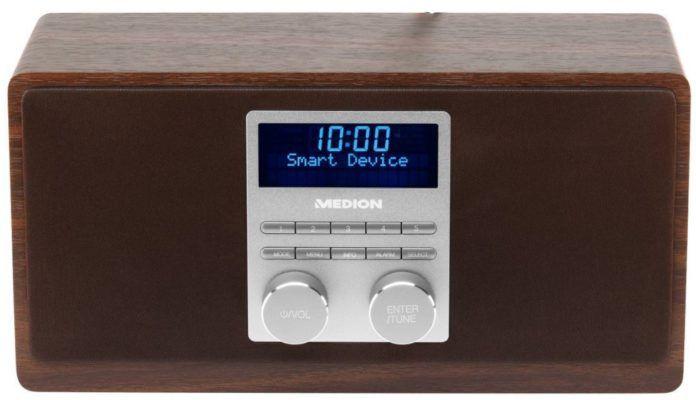 MEDION LIFE P66072  DAB+ Radio mit Bluetooth für 79,99€