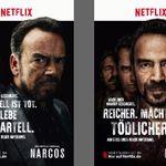 Narcos Netflix Plakate kostenlos