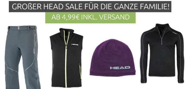 Großer Head Sale bei Outlet46 ab 4,99€   z.B. Skihosen ab 24,99€