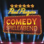 Freikarten für Paul Panzers Comedy Spieleabend an verschiedenen Terminen im August