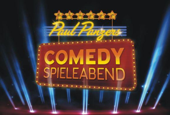 Freikarten für Paul Panzers Comedy Spieleabend an verschiedenen Terminen im Januar