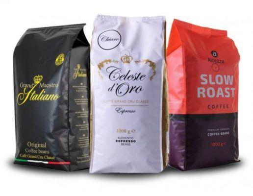 3kg Kaffeebohnen Probierpaket Premium für 29,99€ (statt 36€)