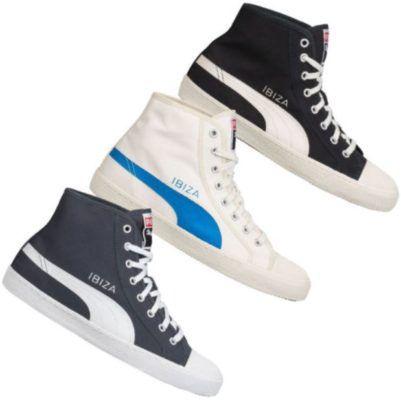 PUMA Ibiza Mid High Unisex Sneaker für 22,99€