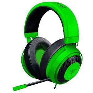 Razer Kraken Gaming-Headset in Grün für 57,99€ (statt 65€)