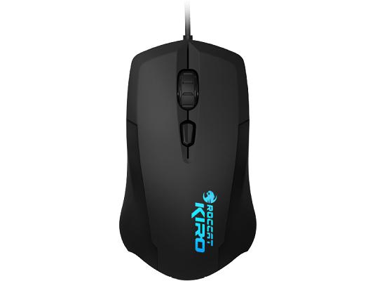 ROCCAT Kiro Modular   kabelgebundene Gaming Maus für 22€ (statt 35€)