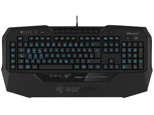 Roccat ROC 12 820 ISKU+ Force FX Gaming Tastatur für 66€ (statt 77€)