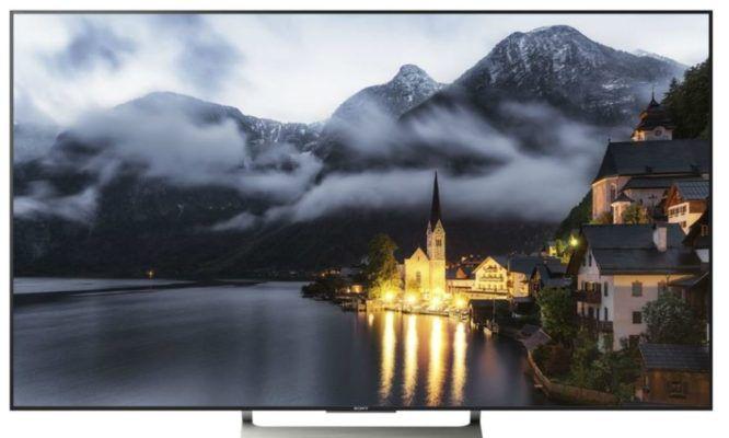 Sony KD65XE8505   65 Zoll 4k Fernseher mit Triple Tuner für 999€ (statt 1.320€)