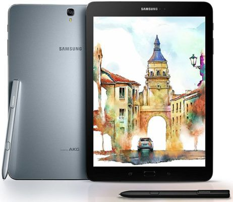 SAMSUNG Galaxy Tab S3 32 GB 9.7 Zoll für 511,99€ (statt 575€) + 120€ Cashback