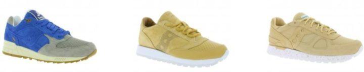 SAUCONY Sneaker für Damen und Herren   Restgrößen ab 35,99€