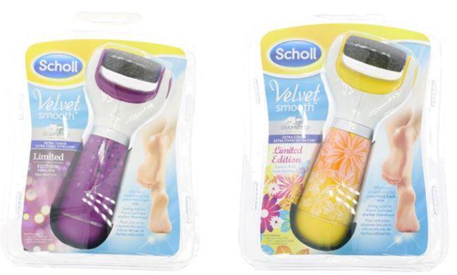 Scholl Velvet smooth Fußplege Artikel Sale ab 24,99€   Creme 60ml ab 0,99€