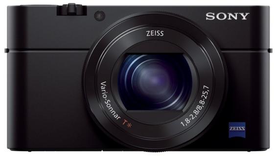 Sony DSC RX100 III   20MP Digitalkamera mit NFC und WiFi statt 570€ für 498,10€