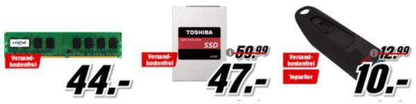 Media Markt Speicher Tiefpreisspätschicht   z. B. Seagate Expansion Desktop Rescue Edition 4TB für 99€