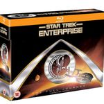 Star Trek: Enterprise: The Full Journey -Blu-ray Box (24Discs) statt 67€ für 35,18€