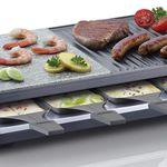 STEBA RC 58 Raclette mit Naturstein und Alugußplatte statt 70€ für 49€