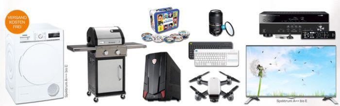 Saturn Super Sunday Deals: u.a. Logitech K400 Plus Tastatur für 19€