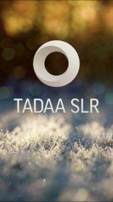 Tadaa SLR   Bildbearbeitungs App (iOS) gratis statt 4,49€
